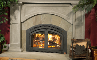 country stove patio spa high efficiency zc fireplace