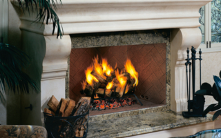 country stove patio spa wood fireplaces