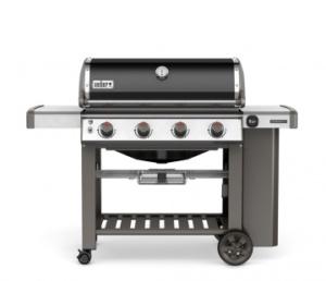 genesis ii weber gas grills