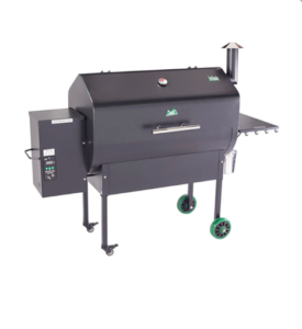 jim bowie green mountain grills country stove patio
