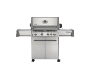 napolean prestige gas grill country stove patio