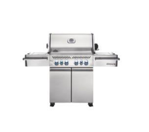 napolean pro prestige grill country stove patio