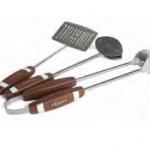 CC4055 Football Grill Tools BBQ set