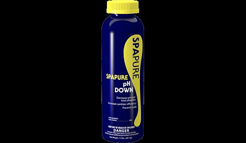 ph down spa pure