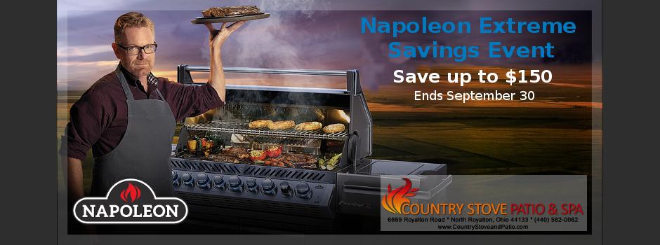 Extreme Savings Banner