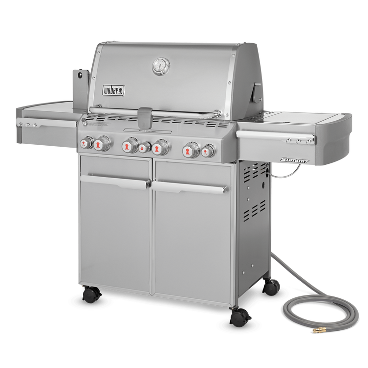 Summit S 470 Gas Grill Natural Gas