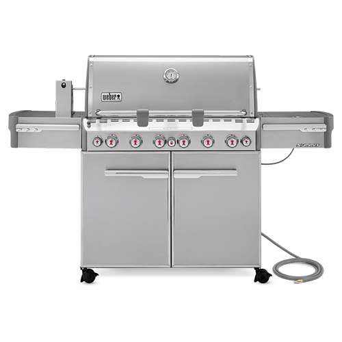 Summit S 670 Gas Grill Natural Gas