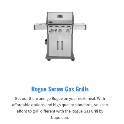 Rogue Series Gas Grills