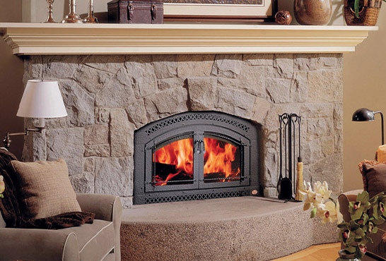 Fireplace Xtrordinair 44 Elite Wood Fireplace High