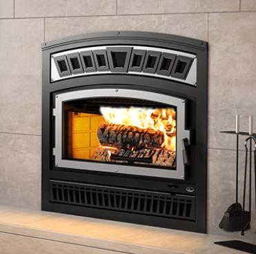 Valcourt Lafayette Zc Wood Fireplace