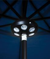 Patio Umbrella Lights | Vega LED Outdoor Umbrella Lighting
