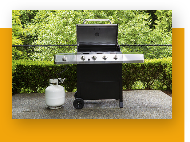 Propane Tank Refills Available - Country Stove and Patio